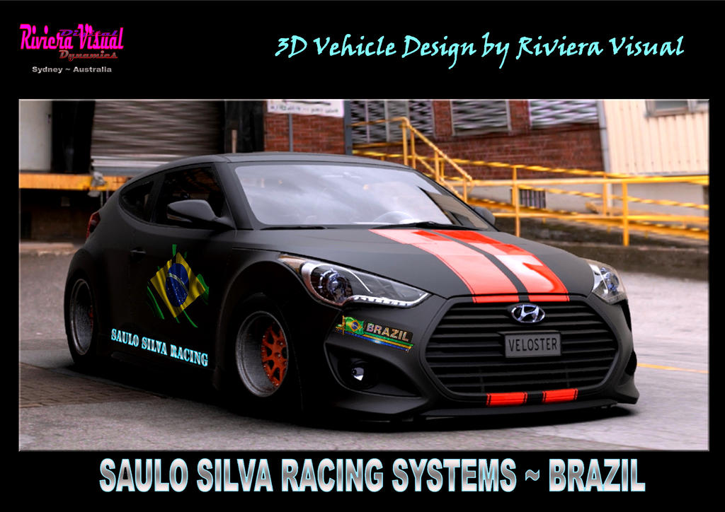 Saulo Silva Racing Systems ~ Brazil, by RivieraVisual