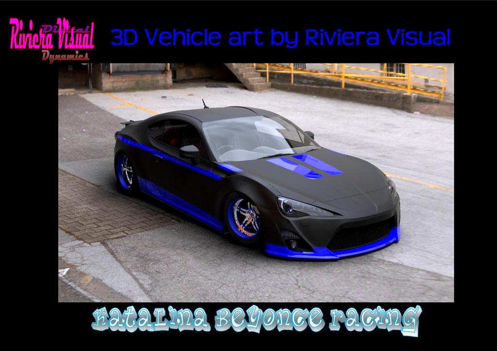 Katalina Racing 86 by RivieraVisual