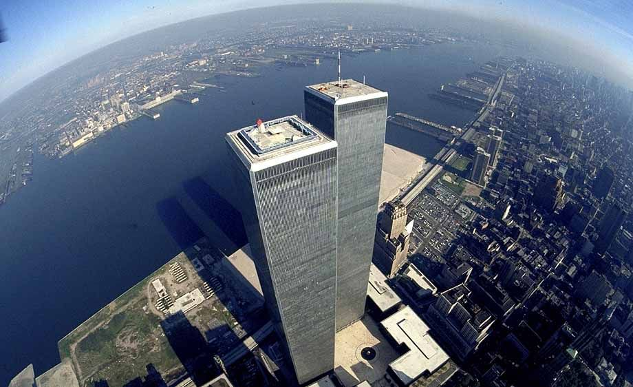 WTC 1973 ~ 2001 by RivieraVisual