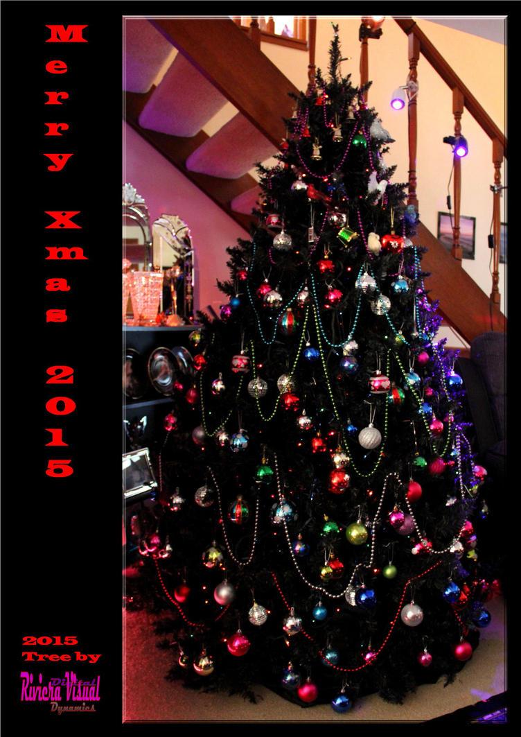 Xmas Tree by Riviera Visual 2015 by RivieraVisual