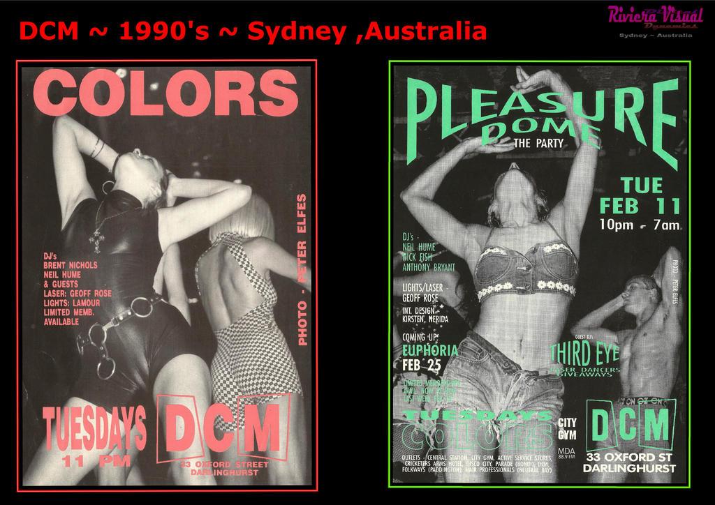 DCM 1990's Sydney , Australia by RivieraVisual
