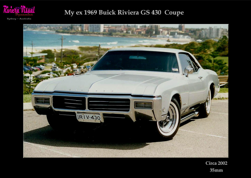 1969 GS Buick Riviera by General Motors by RivieraVisual