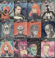 Marvel cards 3 by jFury