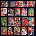 Marvel Heroes vs Villains 1