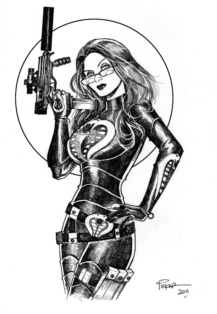 Baroness Inked by jFury