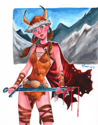 Viking Girl