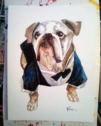 Woof by jFury