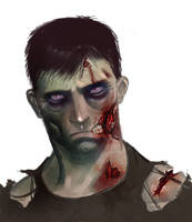 another zombie by jFury