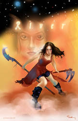 River Tam from Firefly by jFury