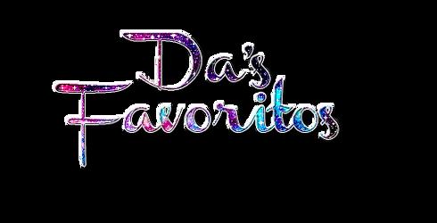 +Texto Da's Favoritos