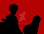 Ichigo + Orihime Flash Cutouts