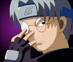Naruto:Kabuto Colour Art Trade