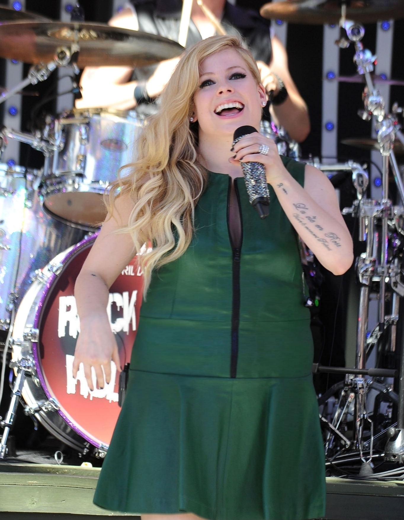 lavigne is chubby Avril getting