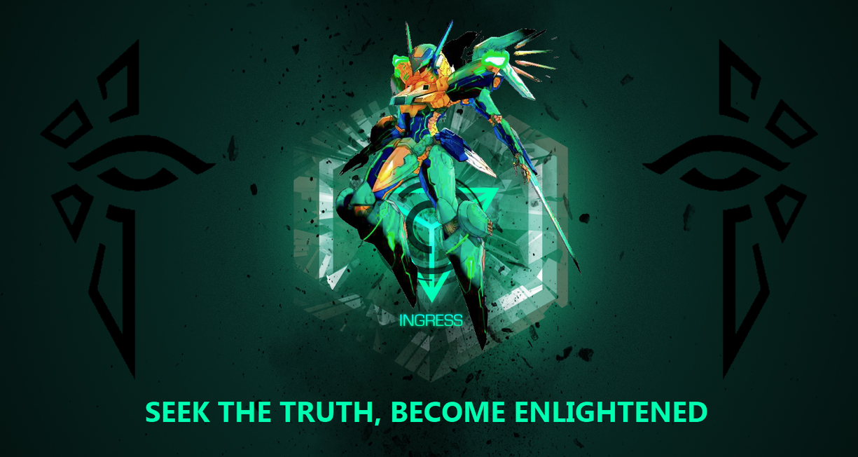 Ingress enlightened wallpaper tryout by synryu on deviantart ingress enlightened wallpaper tryout by synryu altavistaventures Image collections