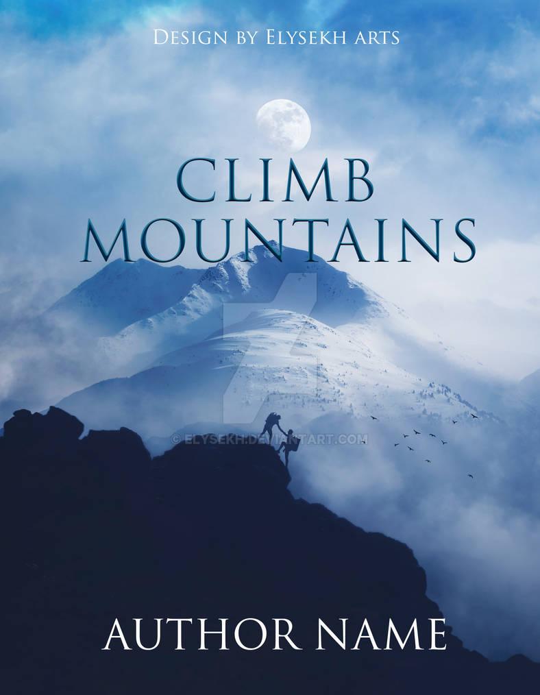 Climb mountains | Book cover