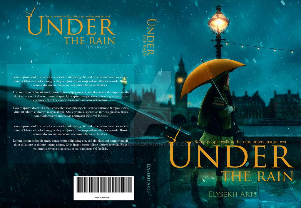 Under the rain | Book cover