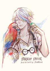 Parrot Patir by SnellSnail