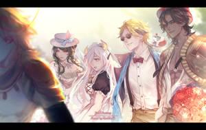 My team : Battle mode by SnellSnail