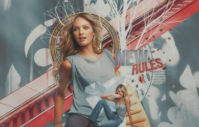 new rules blend by khaleesier