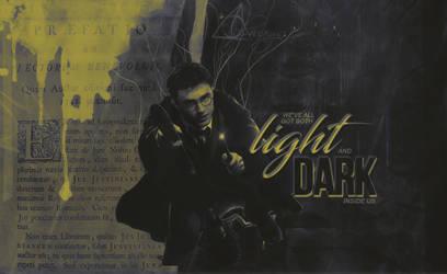 light and dark blend by khaleesier