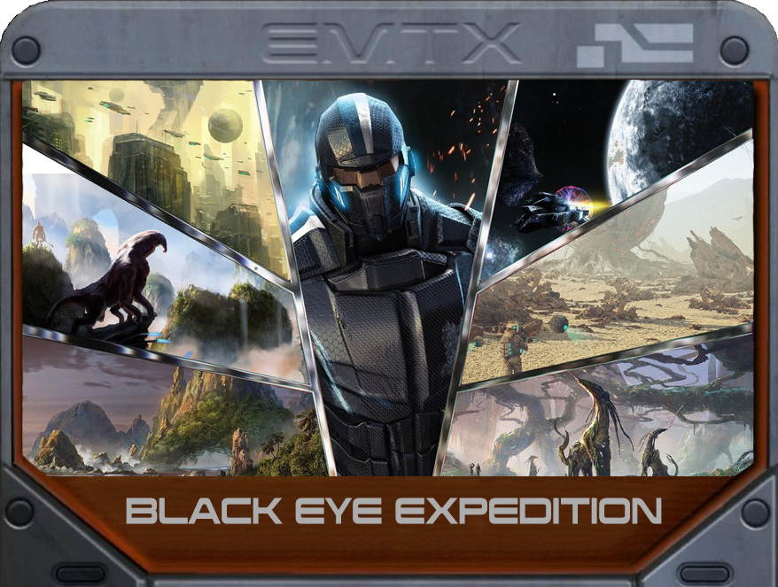 Black Eye Expedition
