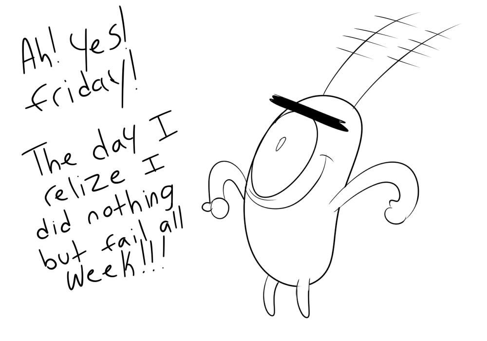 Friday by SheldonJamesPlankton