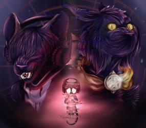 [Speedpaint in Description] Haunted by TheEpicBlueKnight