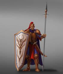 elf king guardian concept