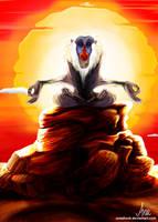 Grand Vizier Rafiki by unashock