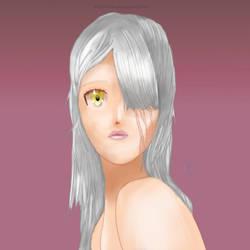 (Gift) Ell (Original Character) by Gequibren