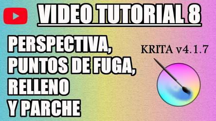 Krita Video Tutorial 8 (subt. in 7 languages) by Gequibren
