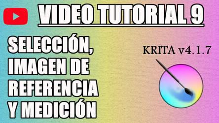 Krita Video Tutorial 9 (subt. in 7 languages)