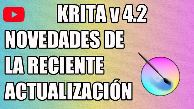 Krita v4.2.2 - Updates (subt. in 7 languages)
