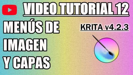 Krita Video Tutorial 12 (subt. in 7 languages)