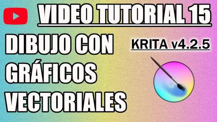 Krita Video Tutorial 15 (subt. in 7 languages)