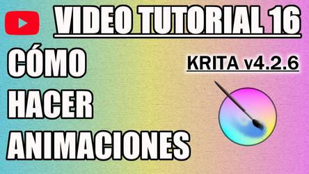 Krita Video Tutorial 16 (subt. in 7 languages)