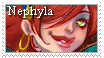 Stamp Nephyla by Amaltheren