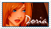 Stamp Doria-Plume by Amaltheren