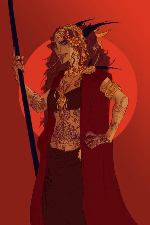Silva's Ladies : Zohra by Amaltheren