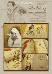 Japan Expo Release : Ulvar's Sketches