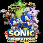 Sonic Generations: Logo Fun 14 - Modern Era