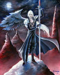 Sephiroth - One Winged Angel