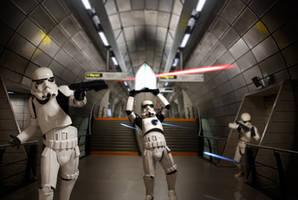 Trooper Fight