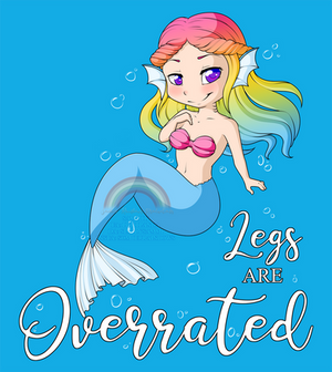 Sirena - Legs are Overrated