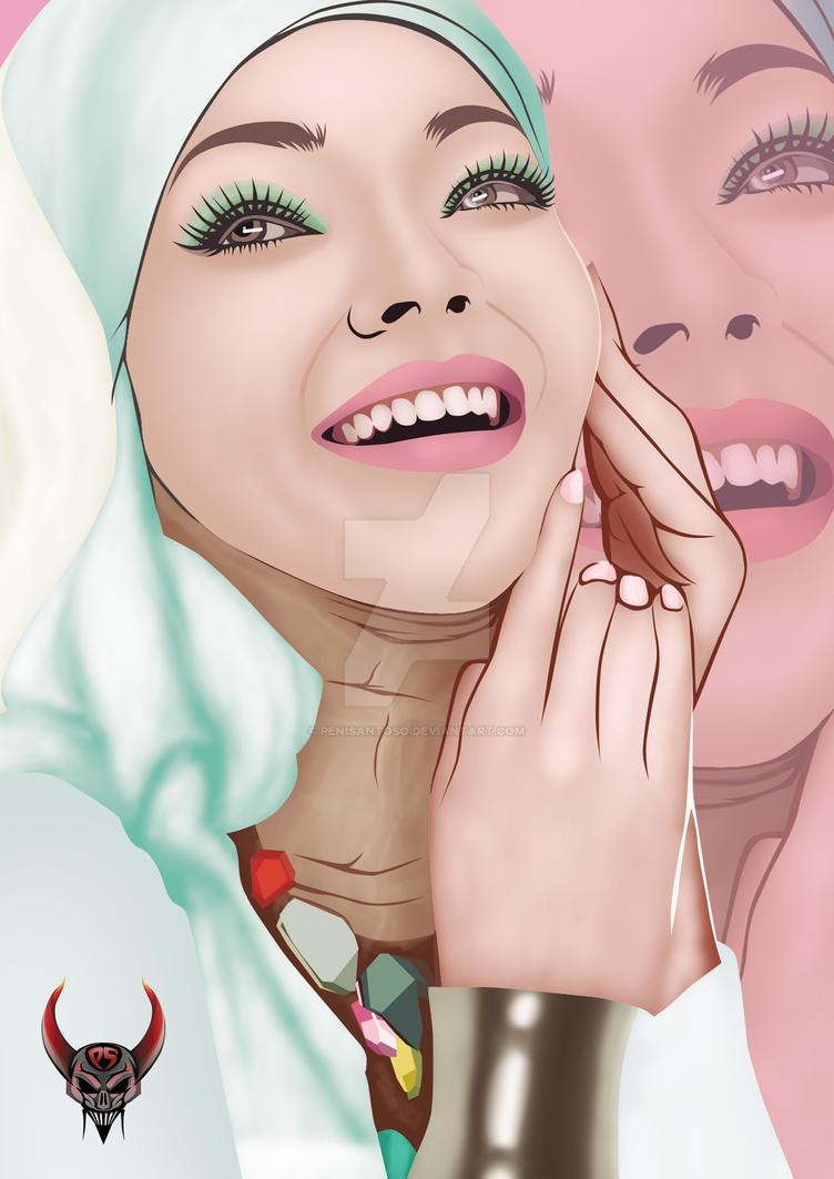 Dewi Sandra by penisantoso