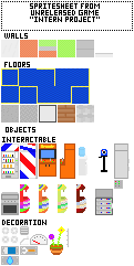 Intern Project - Spritesheet