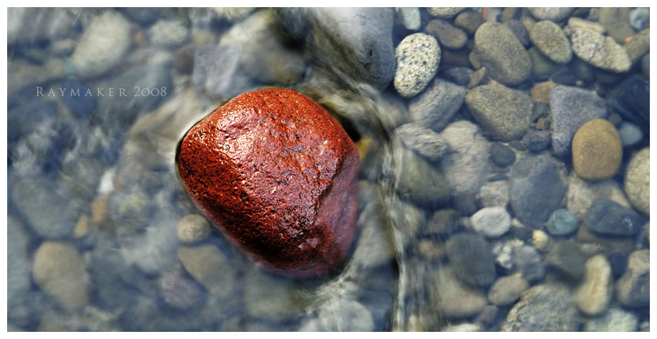 Red River Rock by Raymaker