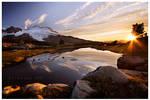 Park Butte Sunrise