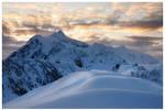 Sunrise on the Kulshan Ridge