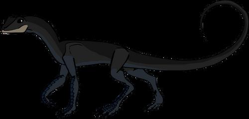 Snakey (Northern Black Racer)
